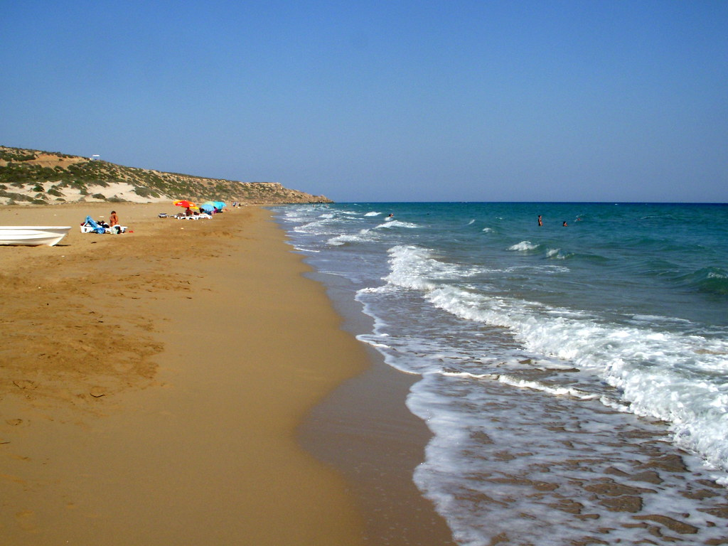 Golden Beach кипр