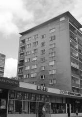 Soviet tower Bloc(k), Nova Huta