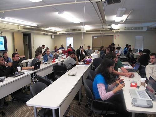 class room - arduino fun
