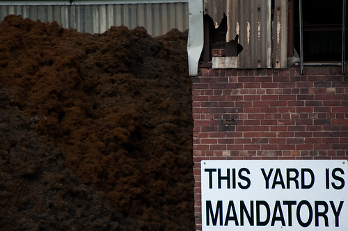 This Yard Is Mandatory @ Sheffield, UK by timparkinson