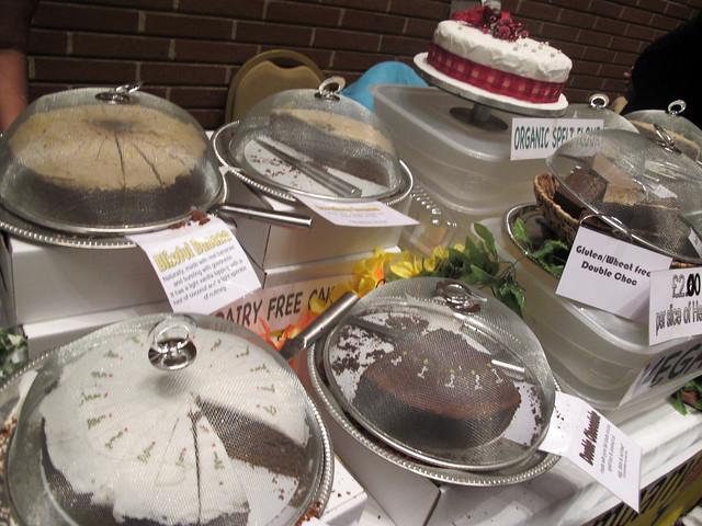 Christmas Cake Stall Images