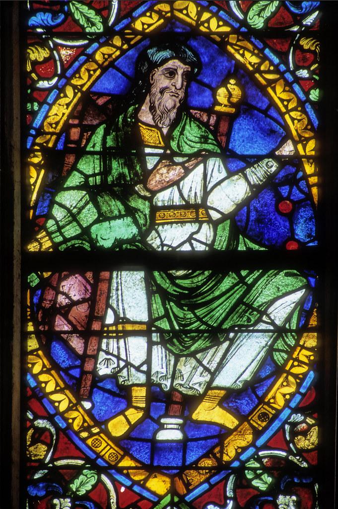 Canterbury Cathedral, SXXVIII, b, 6, Salmon