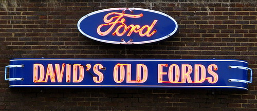 David's Old Fords - Columbia, TN