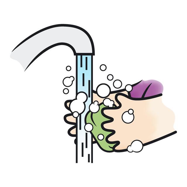 Lavarse las manos / Wash your hands | Flickr - Photo Sharing!