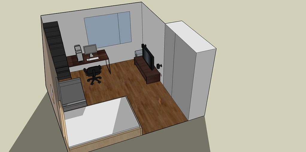 GOOGLE SKETCHUP FOR IPAD - GOOGLE SKETCHUP - APPLE IPAD 2 MALAYSIA
