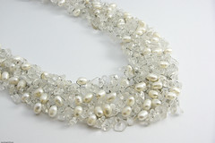 pearl, jewellery, gemstone, necklace,