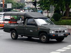 Royal Thai Army Nissan Pick-up Truck