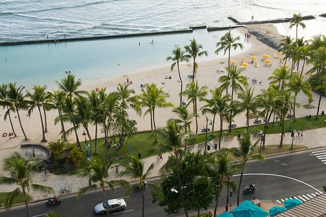 View From Waikiki Beach Marriott Resort Spa Book Your Ha