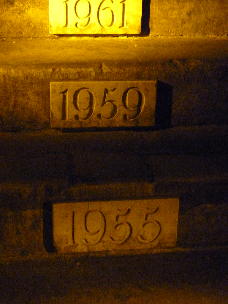 Good vintages for Veuve Cliquot, and us too ...
