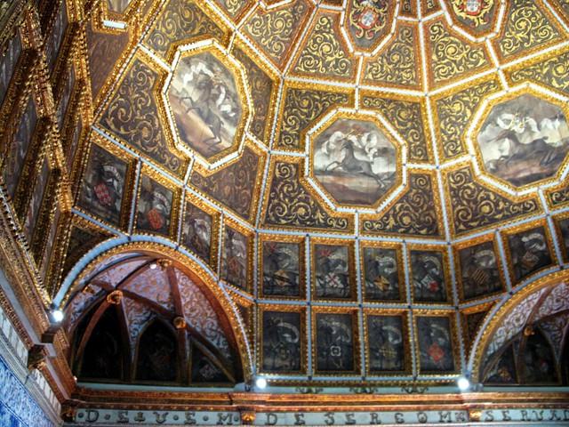 Sala dos Brasões - Palácio Nacional de Sintra