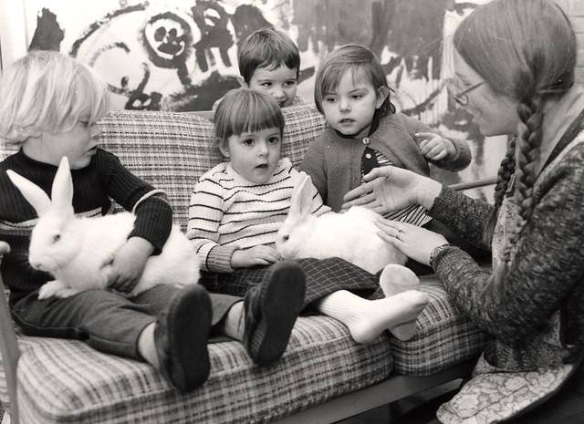 037908:Walkergate Nursery School Walkergate City Engineers 1977