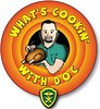 What's cookinig with Doc logo