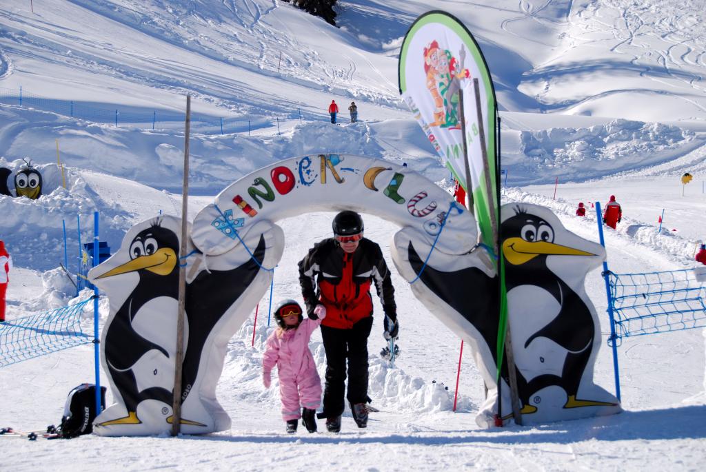 Austria Nassfeld estación esquí