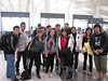 Group Photo at Beijing Airport T3