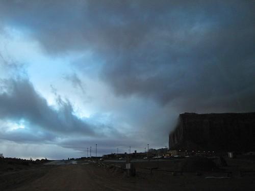 REZ, Monument Valley, Clouds, Arizona, Sout… IMG_1345
