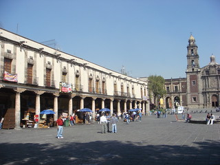 Plaza de Santo Domingo