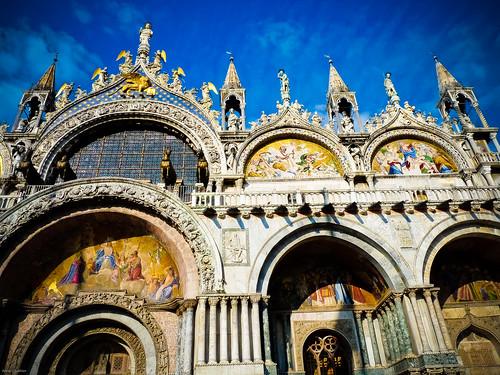 Italie et sa douce Venise