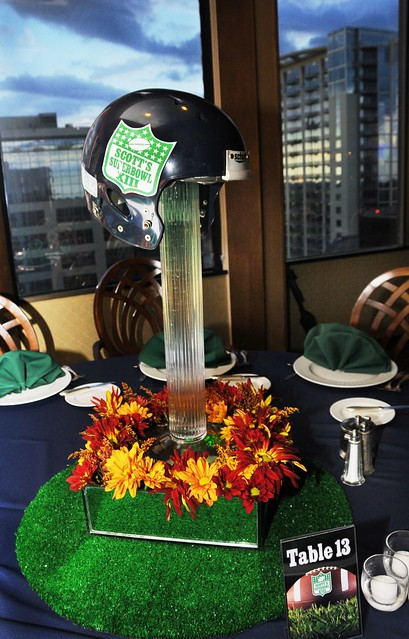 Football Centerpiece Flickr Photo Sharing