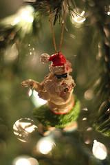Hula Santa
