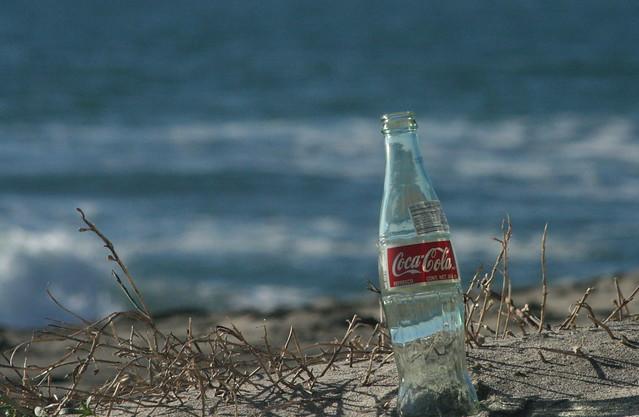 Coke At Beach Resort