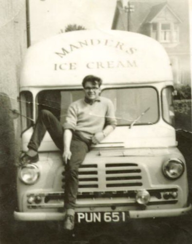 billy manders ice cream van