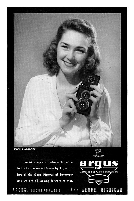Argus Argoflex E Ad - April 1945