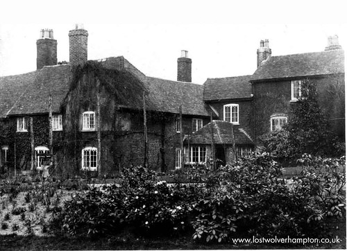 Graisley Old Hall 1913.