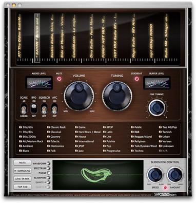 インターネットラジオ mRX-8000