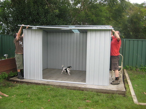 Do It Yourself Home Design: Buy Large Shed, Shed Plans Ana White, How To Build A Shed