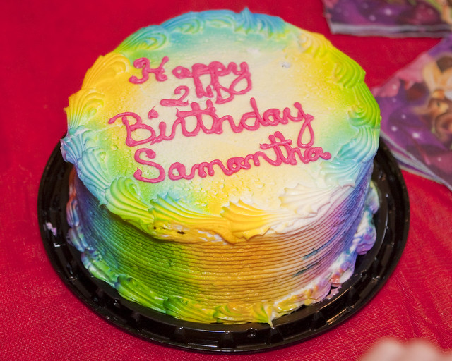 Samantha's Birthday Cake | Flickr - Photo Sharing!