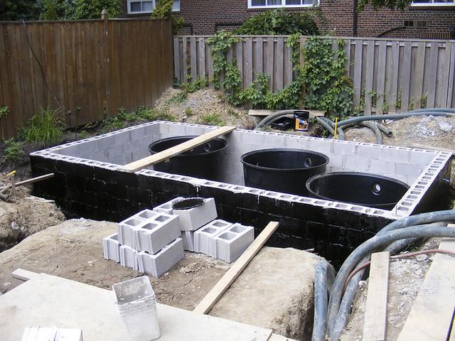 Photo for Koi pond construction design