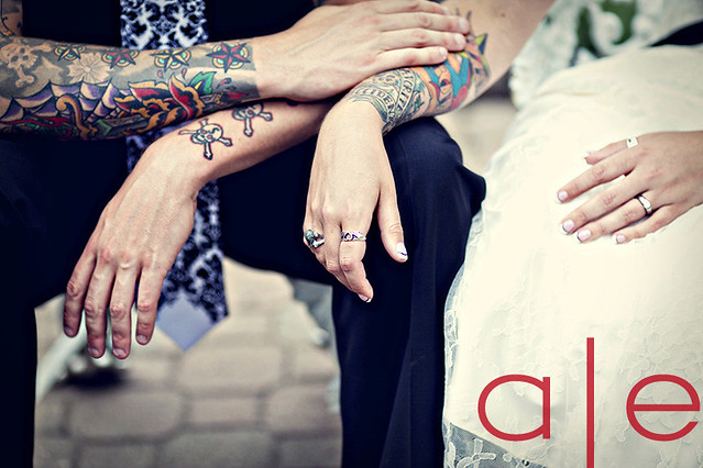 ZaQ & Amber Zrust Wedding