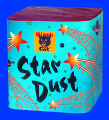 Star Dust Barrage by Black Cat Fireworks