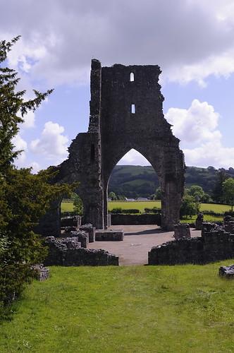 heritage church abbey southwales wales religious carmarthenshire talley religiousheritage twyivalley