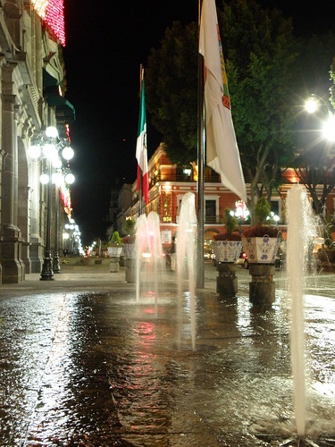 """P9230132 Recorrido Nocturno Centro Histórico de Puebla """"Portales"""" por LAE Manuel Vela"""