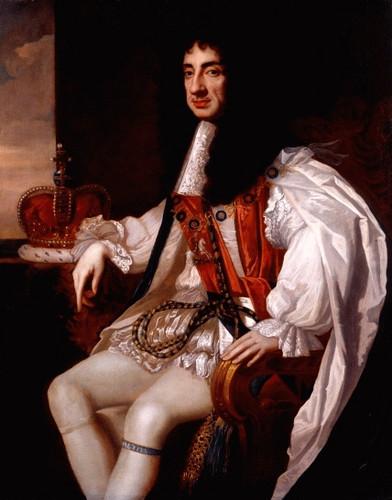 Charles II in 1675