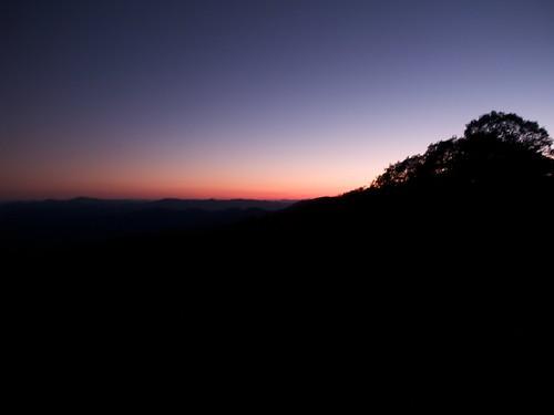 statepark sunset nc blueridgeparkway mountmitchellstatepark