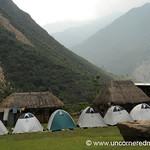 Second Campsite at Qollipapampa - Day 2 of Salkantay Trek, Peru