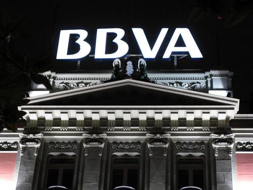 Edificio del BBVA en La Coruña