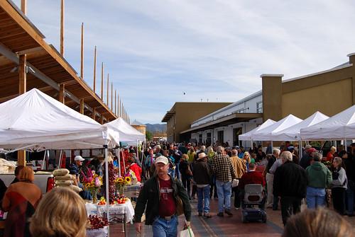 Santa Fe Farmer's Market by Bart Hanlon