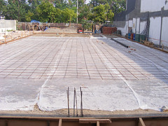 floor(0.0), asphalt(0.0), outdoor structure(0.0), roof(0.0), patio(0.0), walkway(0.0), brickwork(0.0), wall(1.0), driveway(1.0), flagstone(1.0), foundation(1.0), road surface(1.0), construction(1.0),
