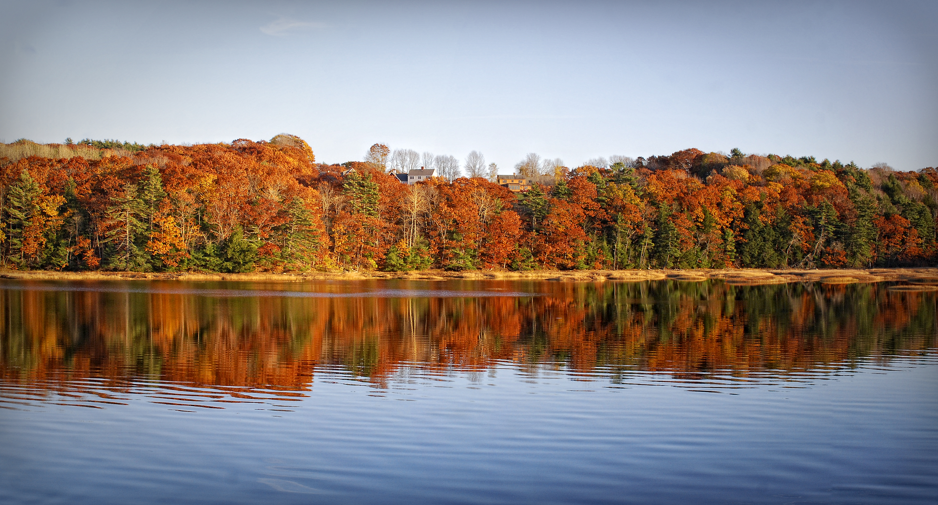 Indian Summer In New England I Know There Is All The Time Flickr Photo Sharing