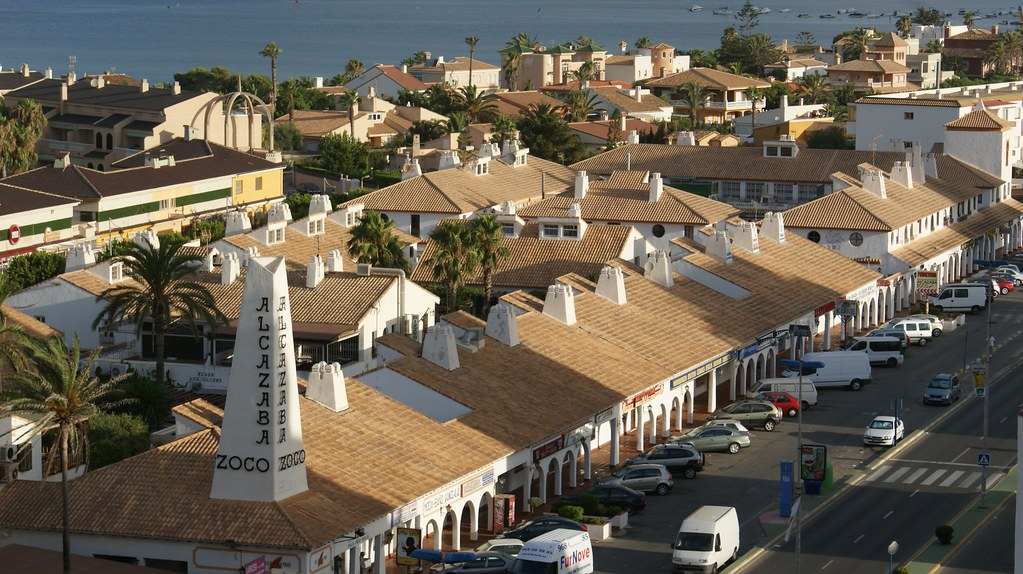 Zoco Alcazaba Vistas Desde La Terraza Silvia Saand Flickr