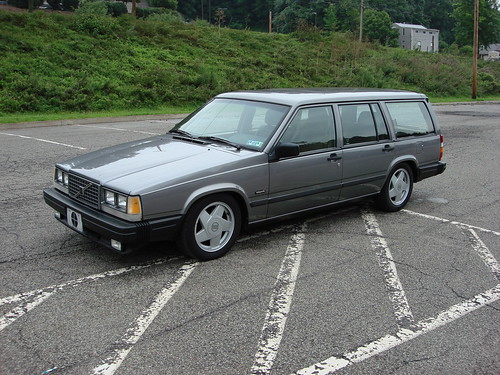 New Member - '88 Volvo wagon | CleanMPG