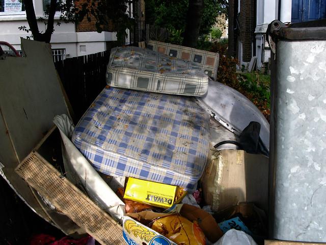 Dead mattress series