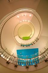 Staircase at UB