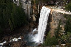 Yosemite – Vernal Falls – Color