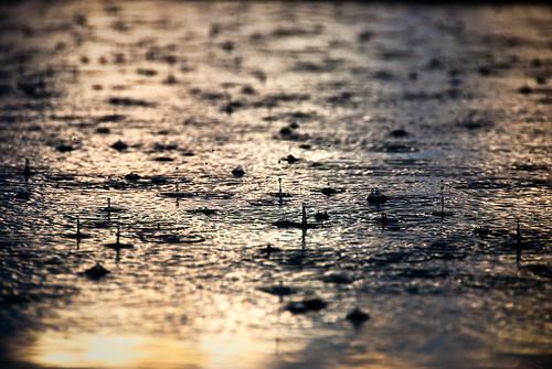holiday pool rain nikon vanuatu d60 efate breakasbeachresort
