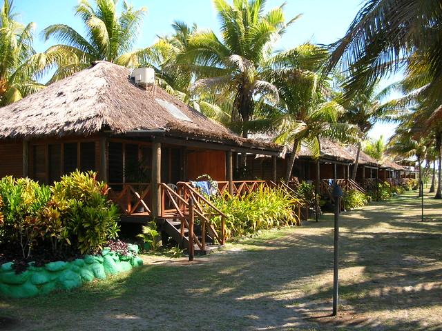 Beachfront Bures Fiji Flickr Photo Sharing