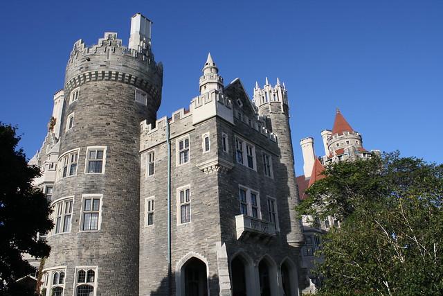 Casa loma castle toronto canada toronto 39 s majestic for Casa loma mansion toronto